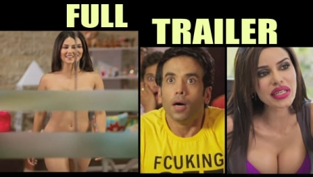 'MASTIZAADE' TRAILER: SUNNY LEONE BARES IT ALL, GIZELE THAKRAL SIZZLES TOO IN THIS ADULT COMEDY FILM