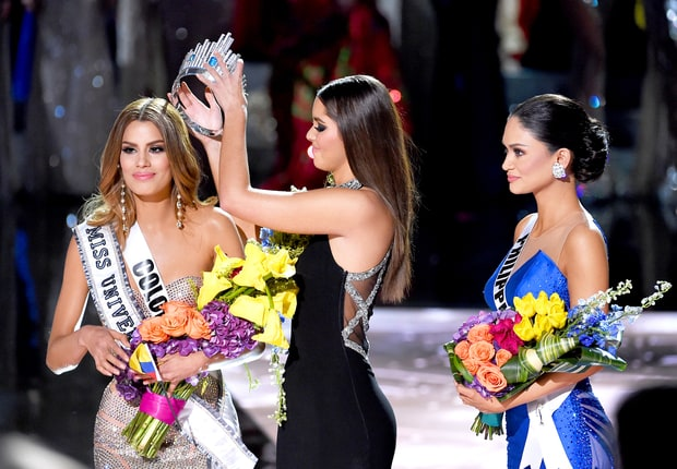 Ariadna Gutierrez Miss Universe Colombia 2015 Breaks Silence After Steve Harvey Screw Up: 'My Destiny Was This'