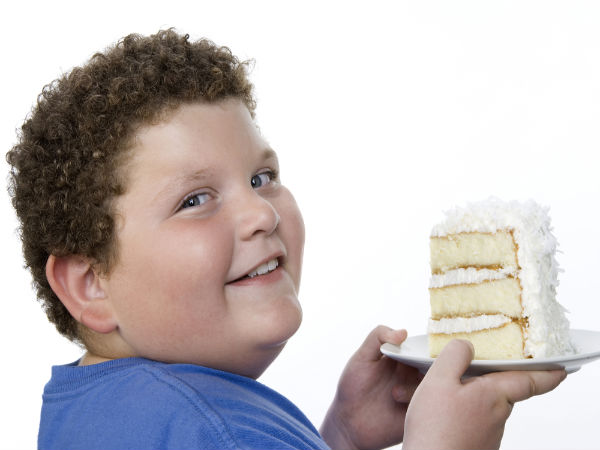 If your kid is obese, he may have weak bones