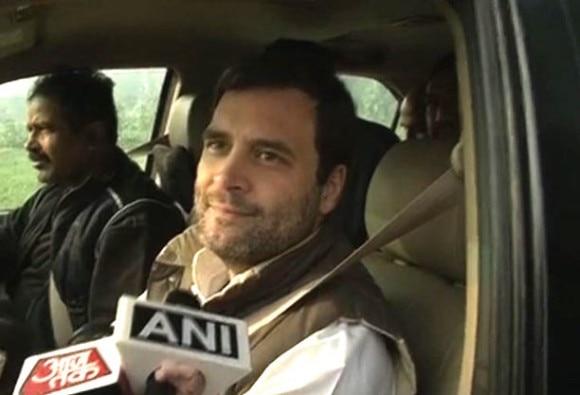 Why suspend Kirti Azad for exposing corruption: Rahul Gandhi attacks PM Modi