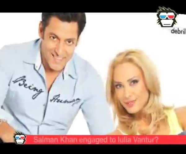Salman khan to make his relationship with Iulia official on his birthday!
