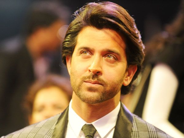 Hrithik roshan is the 'second most sexiest men' in the world