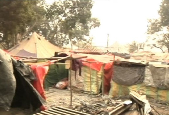 Shakur Basti demolition