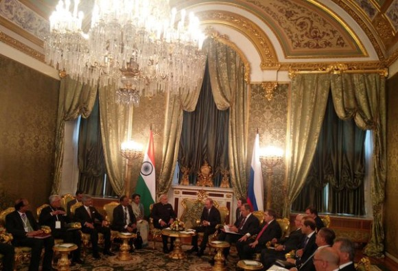Russia, India agree deals