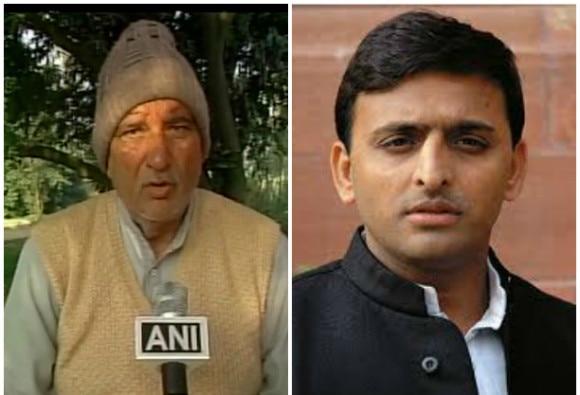 UP CM Akhilesh Yadav sacks Minister Ompal Nehra