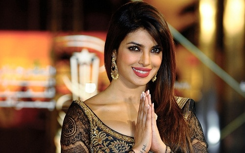 Priyanka Chopra provides support to campaign against anemia