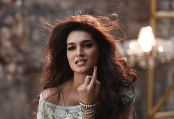 Not been offered Sultan says Kriti Sanon
