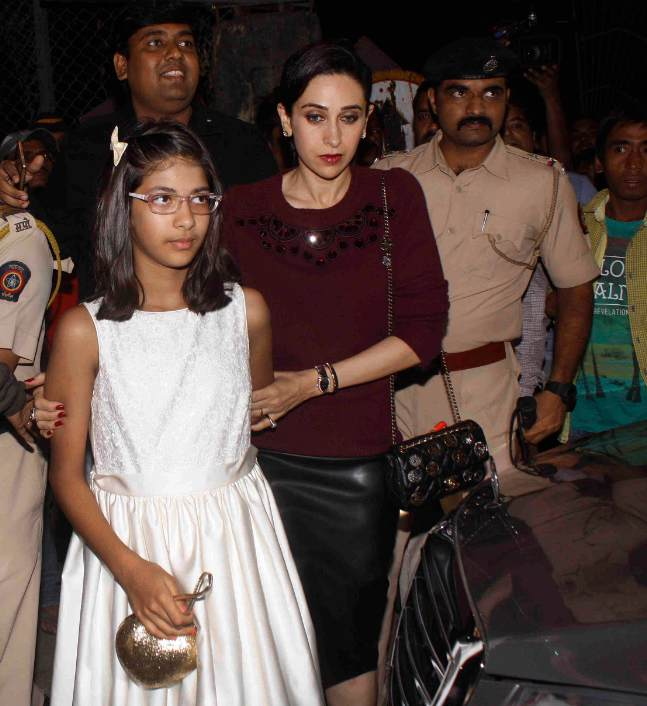 Bollywood stars attend Christmas service 2015