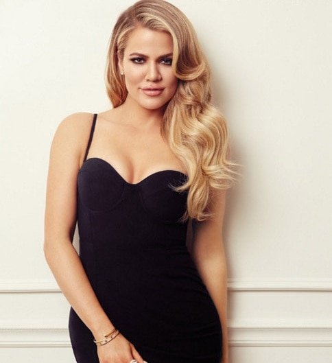 Khloe Kardashian flaunts her sensational gym-honed curves