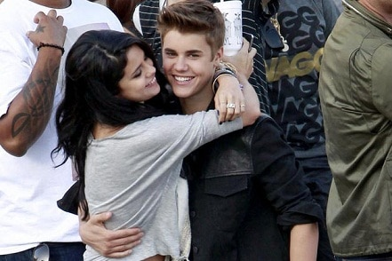 Justin Bieber and Selena Gomez's messy relationship