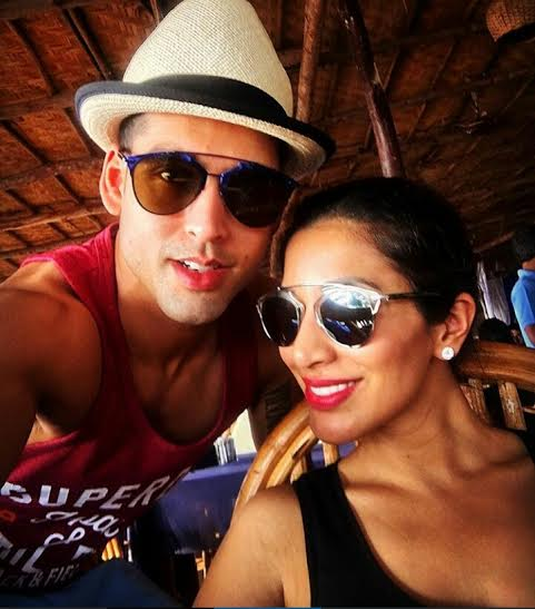 Siddharth Mallya Was Chilling In Goa with this bollywood actress