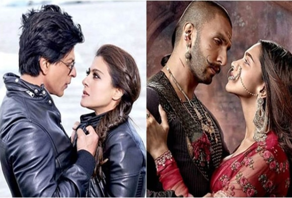 Box Office collection of Dilwale and Bajirao Mastani