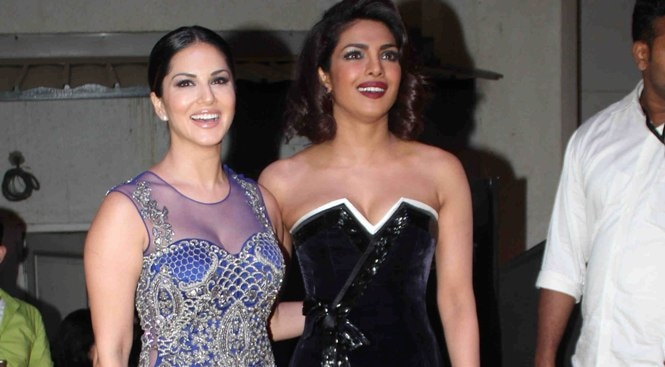 Priyanka Chopra did not want to get clicked with Mastizaade actress