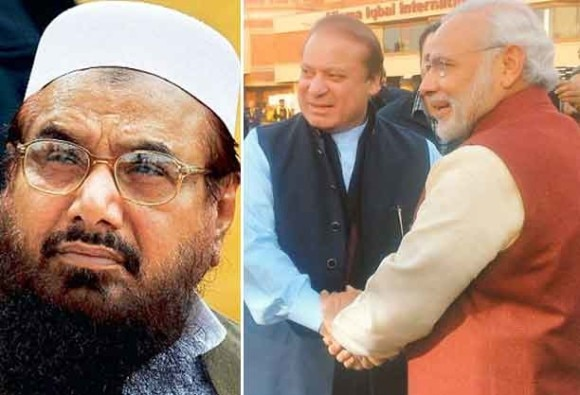 Pathankot Terror Attack : Hafiz threatened before