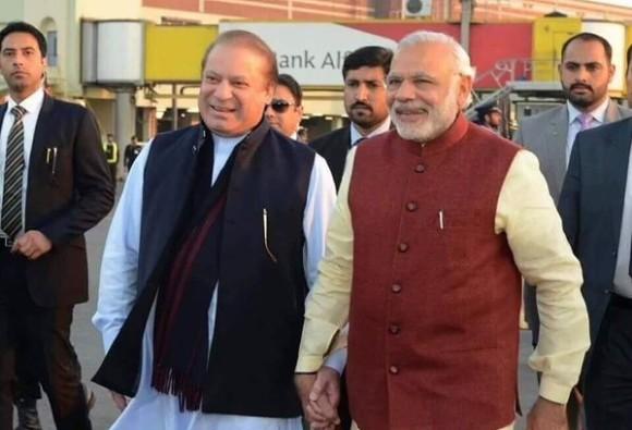 Modi sharif to meet again january