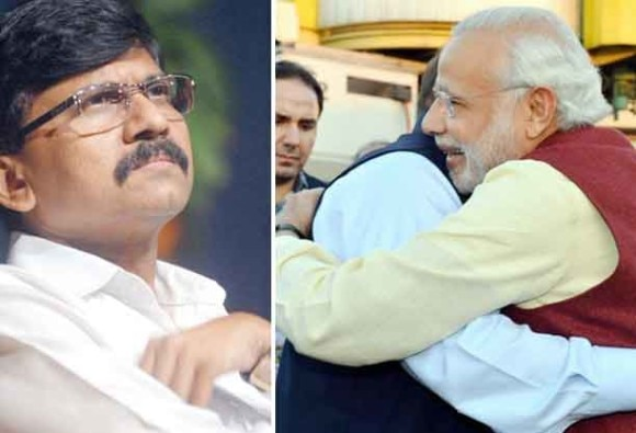 Will Welcome PM Modi's Lahore Visit If It Brings Back Dawood: Shiv Sena