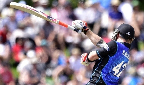 New Zealand beat Sri lanka in T20 Style