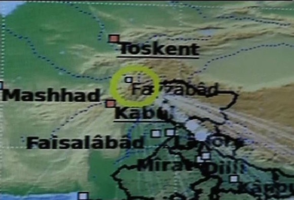 Earthquake in Afghanistan shakes Delhi, rest of north India