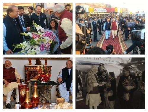 modi visit pakistan