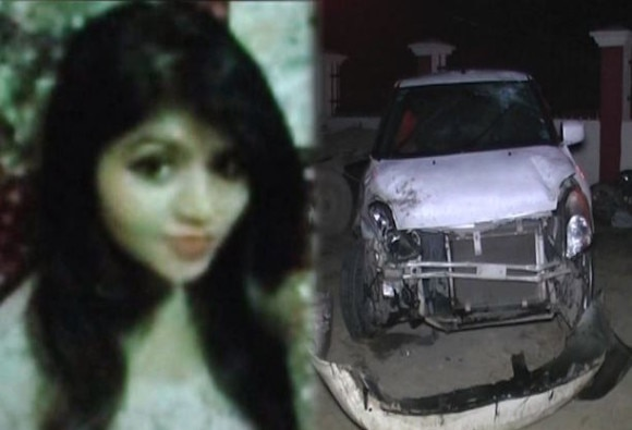 Delhi Student killed in Murthal Car Accident