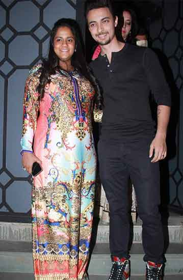Photos: Arpita Khan Spotted With A Baby Bump
