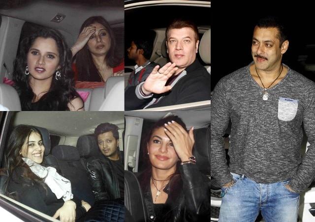SuperStar Salman Khan on 50th birthday