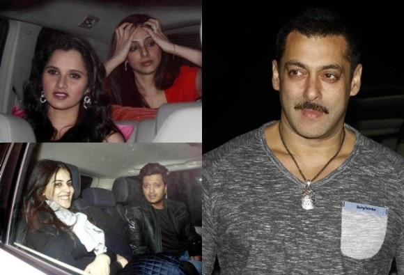 Salman Khan turns 50