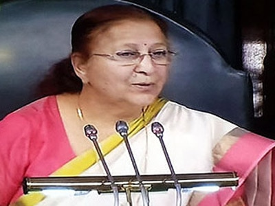 Lok Sabha Speaker Sumitra Mahajan moots proposal for building new Parliament