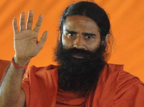 jun students protest against the invitation given to ramdev