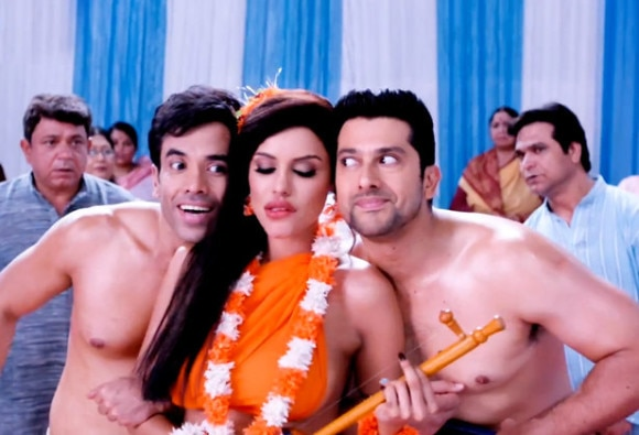 Tushar Kapoor on sex comdy movie