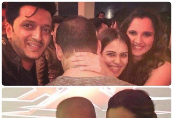 Photo of the day: Salman Khan recreates Vin Diesel moment on his 50th birthday