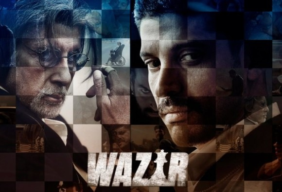 'Wazir' is an emotional drama : Farhan Akhtar