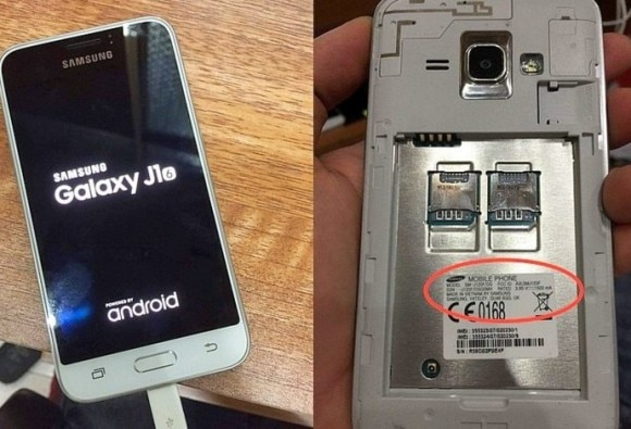 Samsung Galaxy J1 (2016) spotted with a bigger display and Exynos 3457 processor
