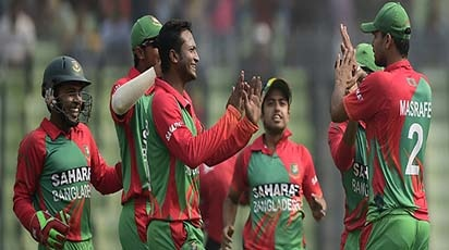 Bangladesh t-20 team new face's