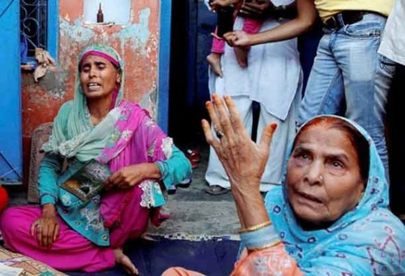 Meat of Contention in Dadri Murder Not Beef, But Mutton: Test Report