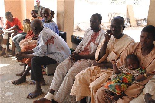 Boko Haram attacks northeast Nigerian city, town, 80 killed
