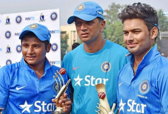We focused on rotating the strike, says coach Dravid