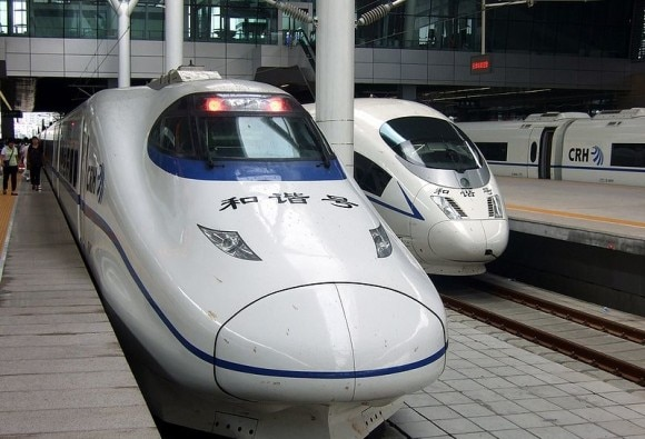 Asia's Largest Underground Railway Station To Open In China
