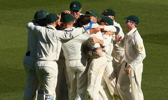Australia seal 20 years of Worrell Trophy dominance