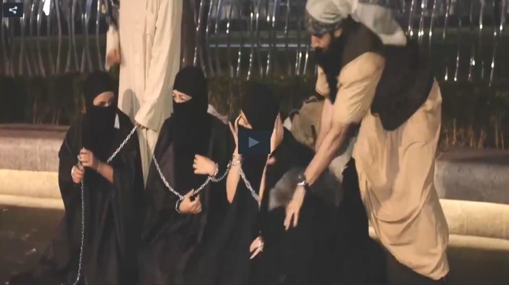 ISIS: Sex With Female Slaves