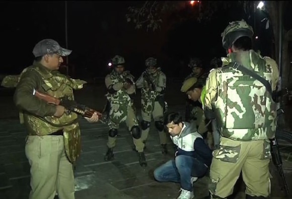 'Operation Black Rose' Commandos Swarmed Delhi Malls In Late Night Security Drill