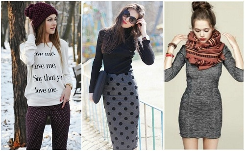 Winter 2015 and 2016 Fashion