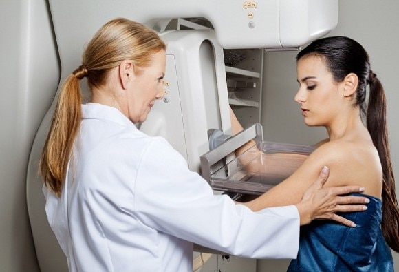 Breast Ultrasound Might Work Just as Well as Mammography, Study Finds