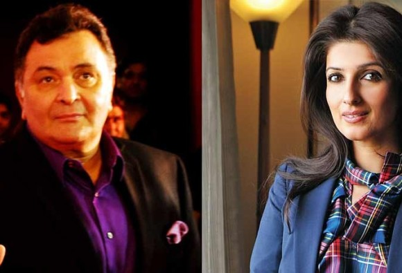 RISHI KAPOOR'S BIRTHDAY TWEET FOR TWINKLE KHANNA IS WEIRD!