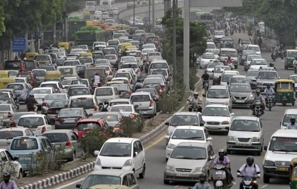 Delhi Government argued in favour of Odd Even