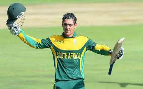 South Africa call up de Kock and Morris
