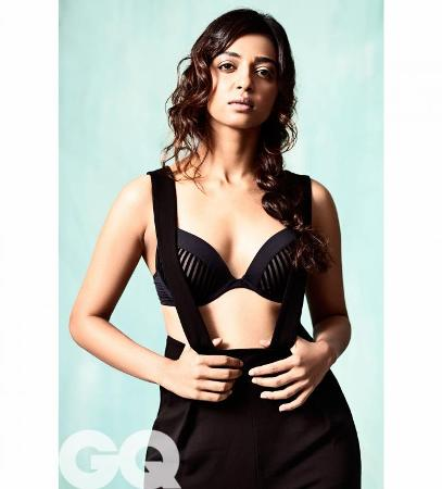 NEW PICTURES: THE HOT SHADES OF RADHIKA APTE IN GQ!