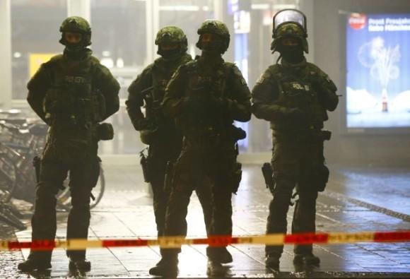 Munich terror alert