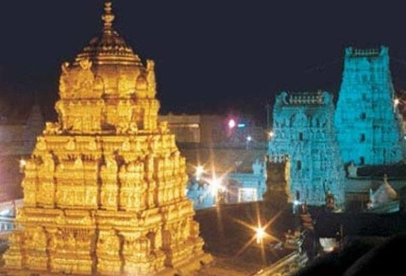 3 crores charity on tirupati temple on new year