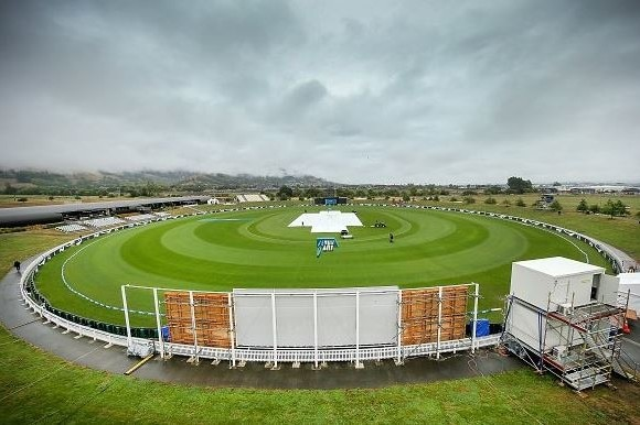 Rain reigns in Nelson, washes out fourth New Zealand-Sri Lanka